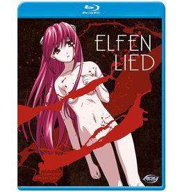 Sentai Filmworks Elfen Lied Blu-Ray