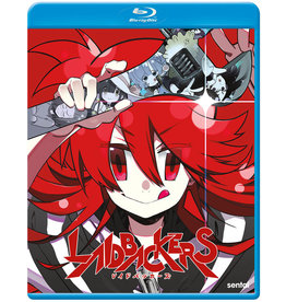 Sentai Filmworks Laidbackers Blu-ray