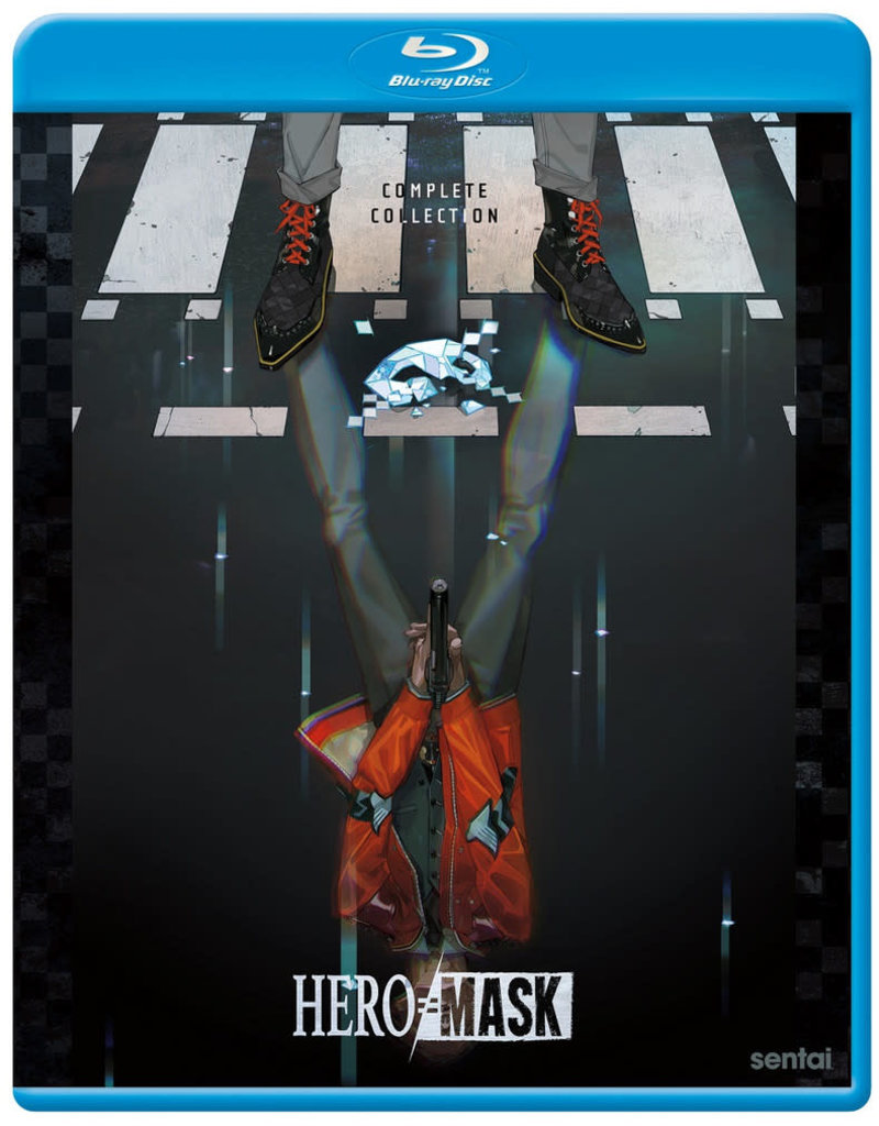 Sentai Filmworks Hero Mask Blu-ray