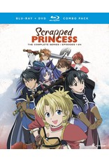 Funimation Entertainment Scrapped Princess Complete Series Blu-Ray/DVD*