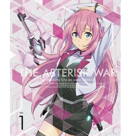 Aniplex of America Inc Asterisk War, The Vol. 1 Blu-Ray LE*