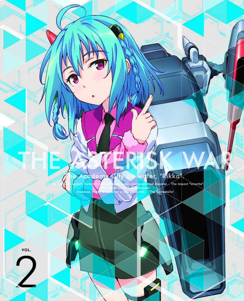 Aniplex of America Inc Asterisk War, The Vol. 2 Blu-Ray