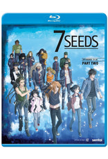 Sentai Filmworks 7 Seeds Part 2 Blu-ray