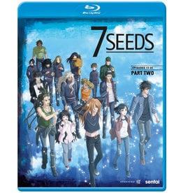 Sentai Filmworks 7 Seeds Part 2 Blu-ray