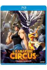 Sentai Filmworks Karakuri Circus Blu-ray
