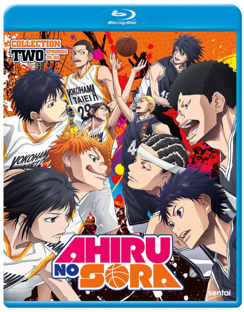 Sentai Filmworks Ahiru no Sora Collection 2 Blu-ray