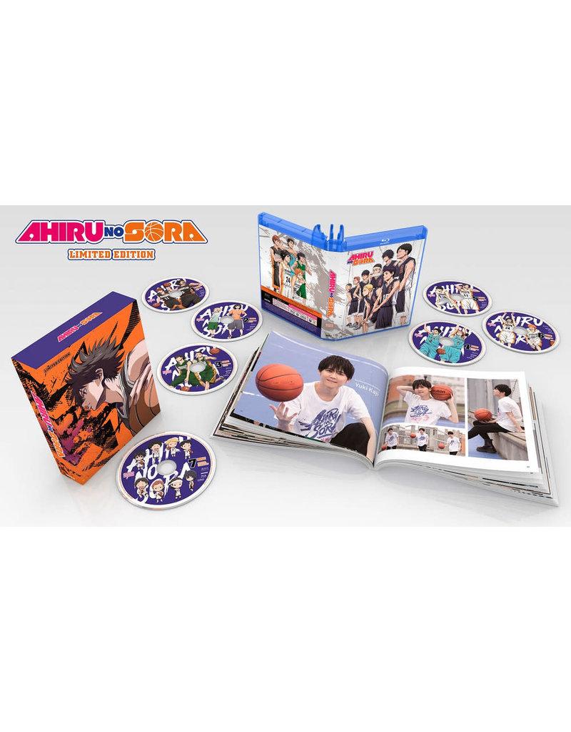 Sentai Filmworks Ahiru no Sora Complete Collection Premium Box Set Blu-ray