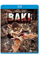 Sentai Filmworks BAKI Blu-Ray