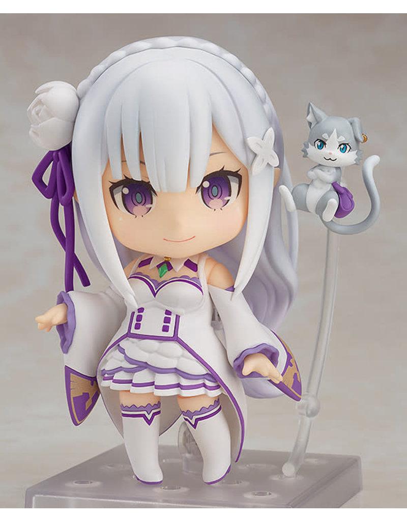 Good Smile Company Emilia Re:Zero Nendoroid 751