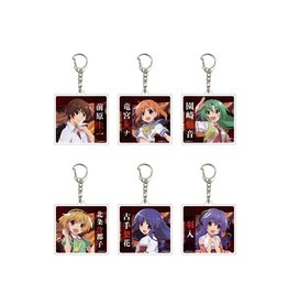 Higurashi When They Cry Acrylic Keychain A3