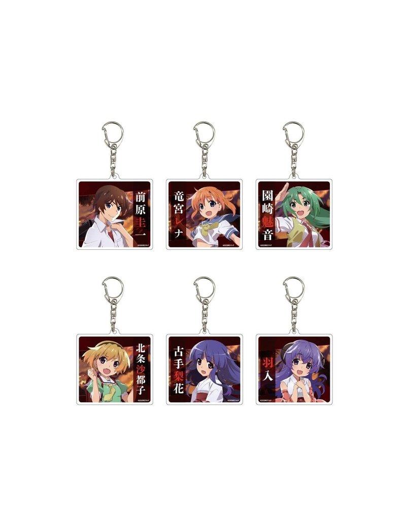 Higurashi When They Cry Acrylic Keychain A3