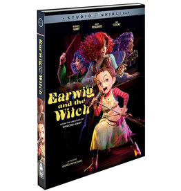 GKids/New Video Group/Eleven Arts Earwig and the Witch DVD