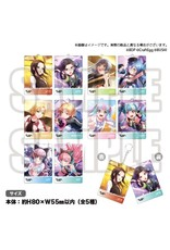 Bushiroad BanG Dream! Girls Band Party Acrylic Keychain Raise a Suilen Vol. 1