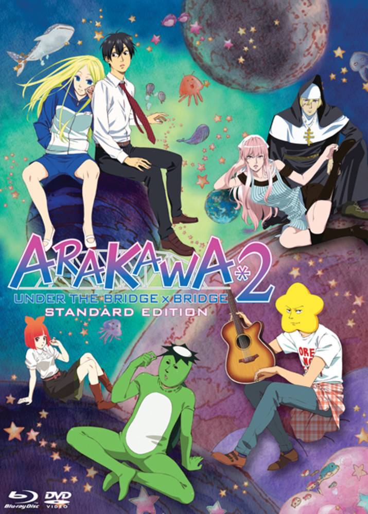 NIS America Arakawa Under the Bridge x Bridge (Season 2) Standard Edition