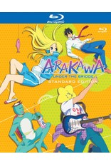 NIS America Arakawa Under the Bridge S1 Blu-Ray Standard Edition*