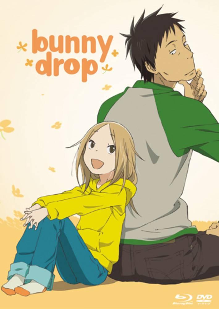 NIS America Bunny Drop BD/DVD Standard Edition