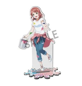 Bandai Namco Love Live! Nijigasaki HS Painter Style Acrylic Stand