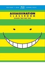 Funimation Entertainment Assassination Classroom Season 2 Part 1 Blu-Ray/DVD*