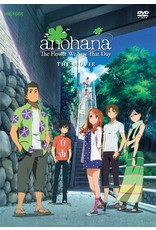 Aniplex of America Inc Anohana The Flower We Saw That Day Standard Ed DVD