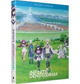Funimation Entertainment Infinite Dendrogram Blu-ray