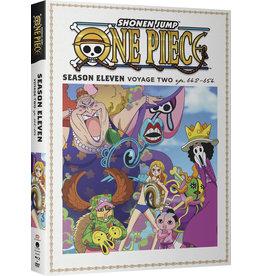 Funimation Entertainment One Piece Season 11 Part 2 Blu-ray/DVD