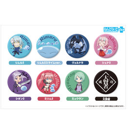 Good Smile Company That Time I Got Reincarnated As a Slime Nendoroid Plus Set 2 Can Badge