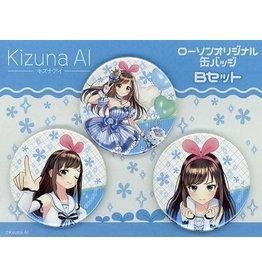 Kizuna AI Can Badge Set B