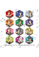 Bandai Namco Idolm@ster MR St@ge Music Groove Encore Can Badge/Stand