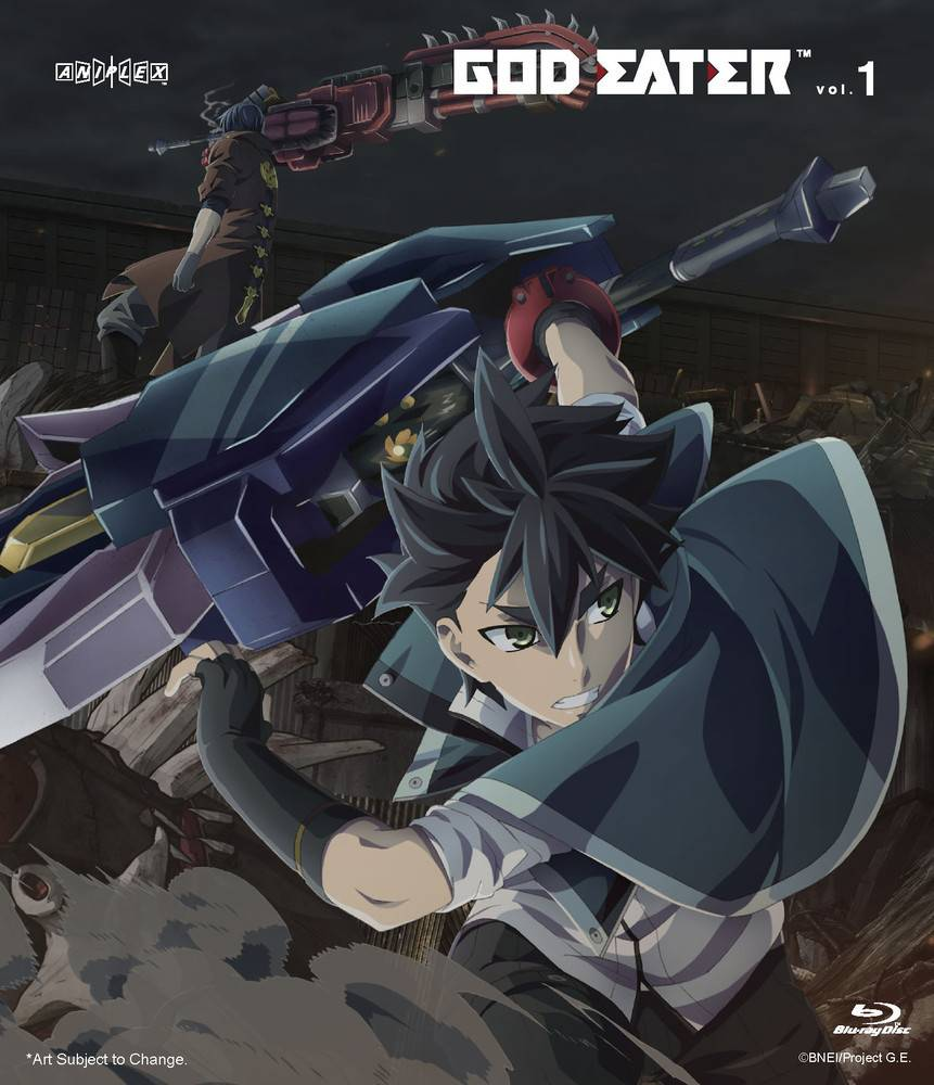 Aniplex of America Inc God Eater Vol. 1 Blu-Ray*