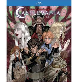 Viz Media Castlevania Season 3 Blu-ray