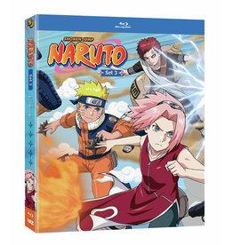 Viz Media Naruto Set 3 Blu-Ray