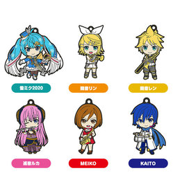 Good Smile Company Hatsune Miku Nendoroid Plus Collectible Keychains Band Together 02