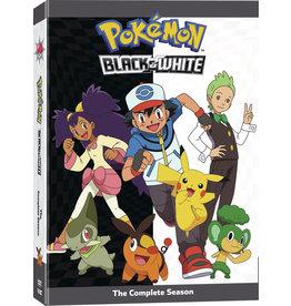 Viz Media Pokemon Black and White DVD
