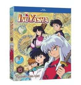 Viz Media Inu Yasha Set 6 Blu-Ray