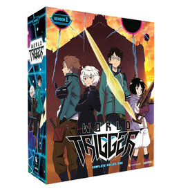Sentai Filmworks World Trigger Blu-ray
