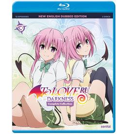 Sentai Filmworks To Love Ru Darkness Blu-ray