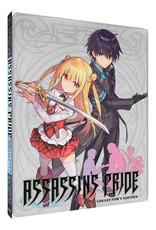 Sentai Filmworks Assassins Pride Steelbook Blu-ray