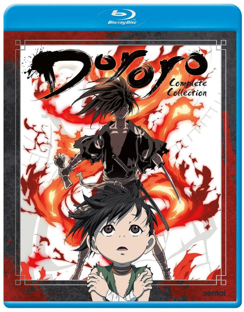 Sentai Filmworks Dororo Blu-ray