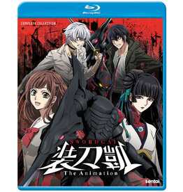 Sentai Filmworks SWORDGAI Blu-ray
