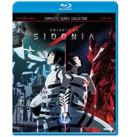 Sentai Filmworks Knights of Sidonia Blu-ray