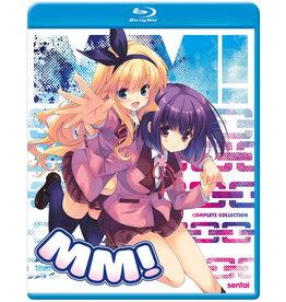 Sentai Filmworks MM! Blu-ray