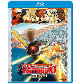 Sentai Filmworks Magnificent KOTOBUKI the Movie Blu-ray
