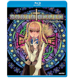 Sentai Filmworks Maria-Holic! Complete Collection Blu-ray