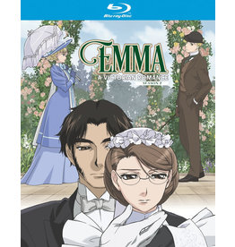 Nozomi Ent/Lucky Penny Emma A Victorian Romance Season 2 Blu-ray