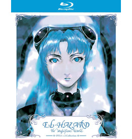 Nozomi Ent/Lucky Penny El-Hazard The Magnificent World OVA 1+2 Collection Blu-ray