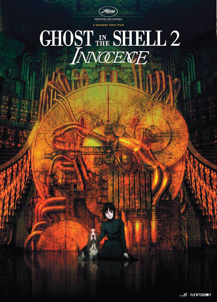 Funimation Entertainment Ghost in the Shell 2 Innocence DVD