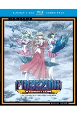 Funimation Entertainment Freezing Vibration (Anime Classics)Blu-Ray/DVD*
