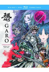 Funimation Entertainment Garo the Animation Season 2 Part 1 Blu-Ray/DVD*