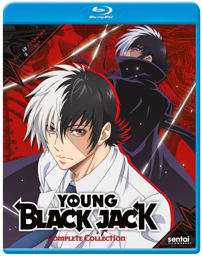 Sentai Filmworks Young Black Jack Blu-Ray