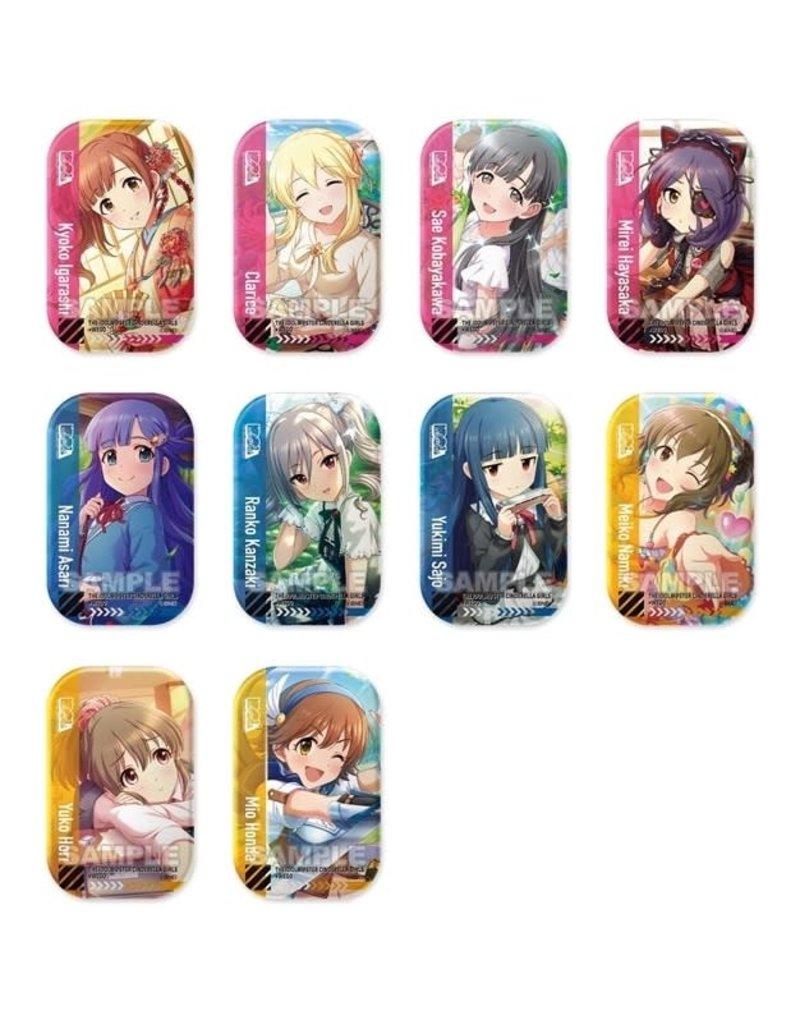 Idolm@ster Cinderella Girls x WEGO Can Badge D